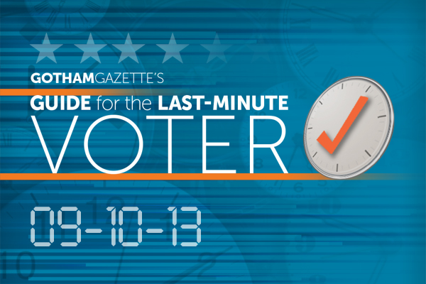 Guide to the Last Minute Voter