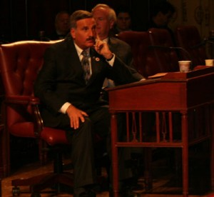David Weprin watching today\'s vote