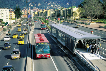 Photo of Bus Rapid Transit