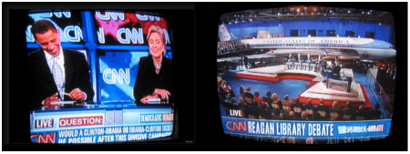 Recent televised debates