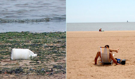 Wolfes Beach and Midland Beach, Staten Island