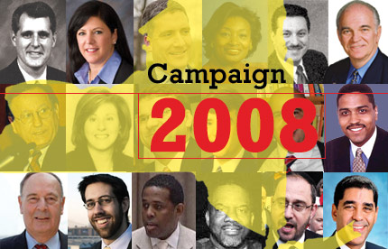 New York Primaries Campaign 2008