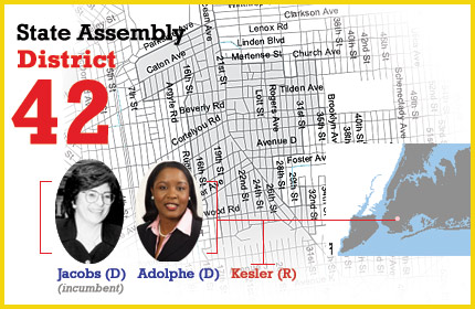 New York State Assembly District 42