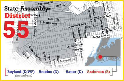 ny state assembly district 55