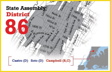 ny state assembly district 86