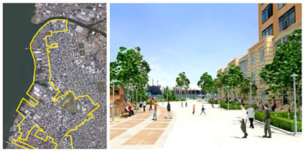 Williamsburg/Greenpoint rezoning images (c) NYC Department of City Planning