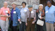 staff at the Henry Street Settlement's Senior program
