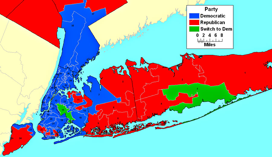 Democratic Party On Long Island