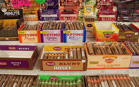 flavored cigarettes