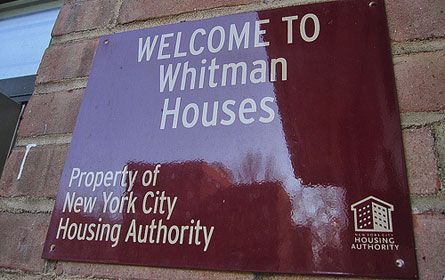 Walt Whitman Houses