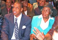 Jay-Z at City Hall