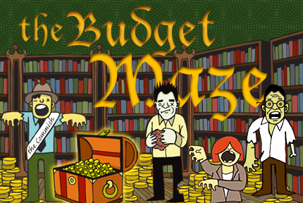 the Budget Maze Game