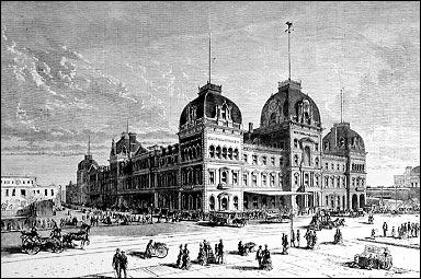A Brief History of New York Transportation