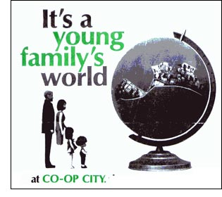 Co-op City Advertisment