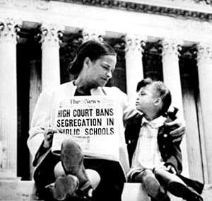 Image result for segregated public schools