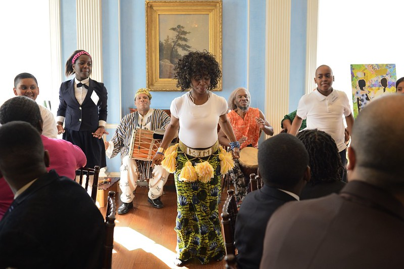 Black History Month at Gracie Mansion