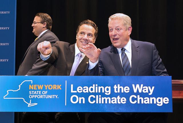 Cuomo Gore climate change
