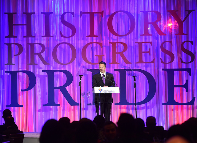 Cuomo pride transgender