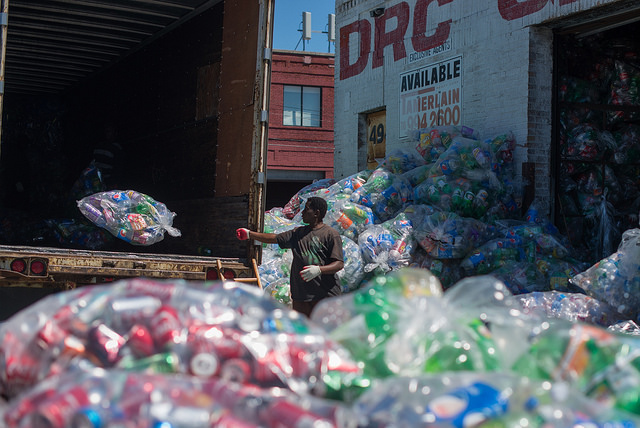 bronx recycling center