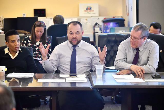 Johnson Dromm City Council budget