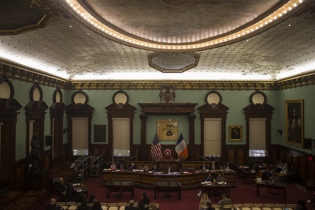 Use of Abstentions Varies Widely Among City Council Members