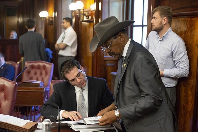 Ruben Diaz Sr. City Council