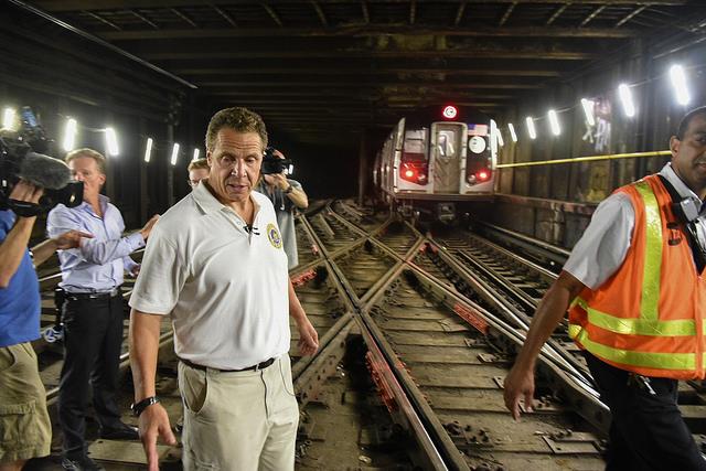 Cuomo subway repairs