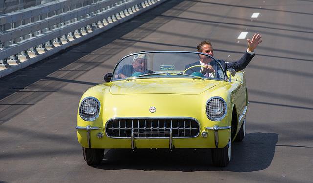 Cuomo driving bridge