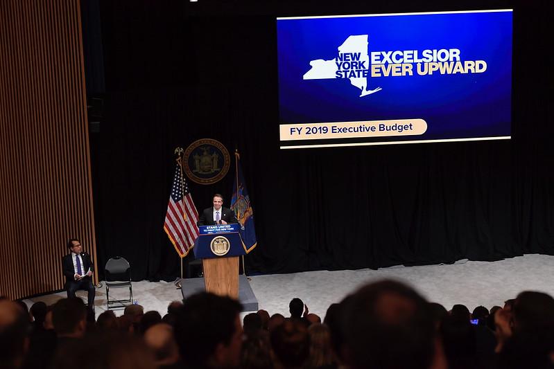Cuomo state budget