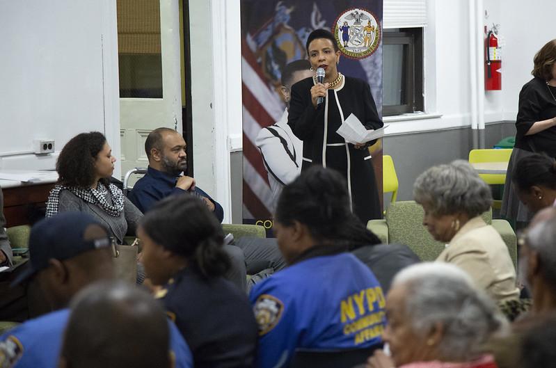 Cumbo NYPD city budget