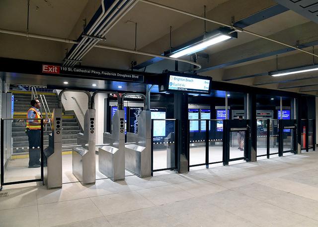 MTA fare beating