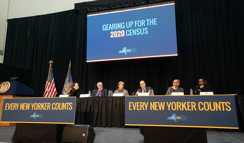 2020 Census efforts in New York