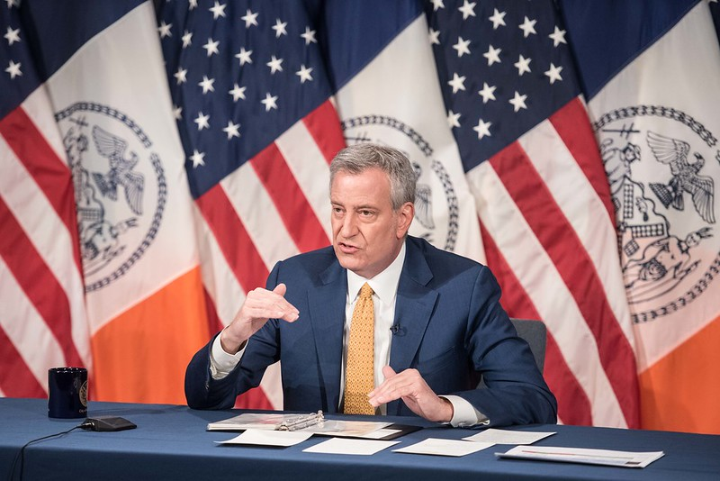 Muddled, Shifting Messages from De Blasio on Essential Metrics as City Nears 'Reopening'