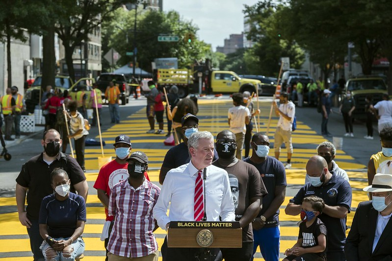 www.gothamgazette.com: De Blasio Racial Justice Commission Launches Public Hearings Leading to Ballot Proposals