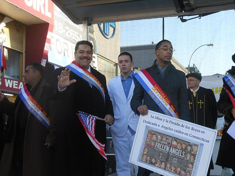 Erick Salgado Cadidate for New York City Mayor