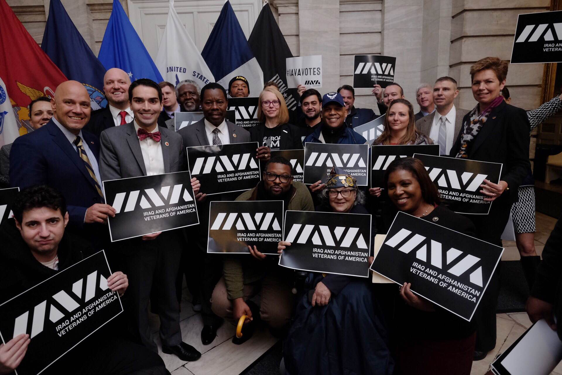 vallone and presser iava