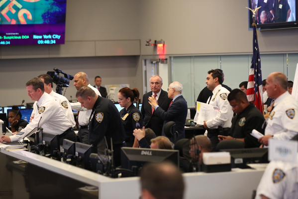 bratton briefing