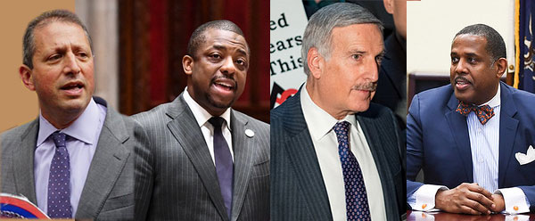 city comptroller candidates Dems 4