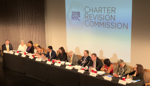 charter revision commission 2018