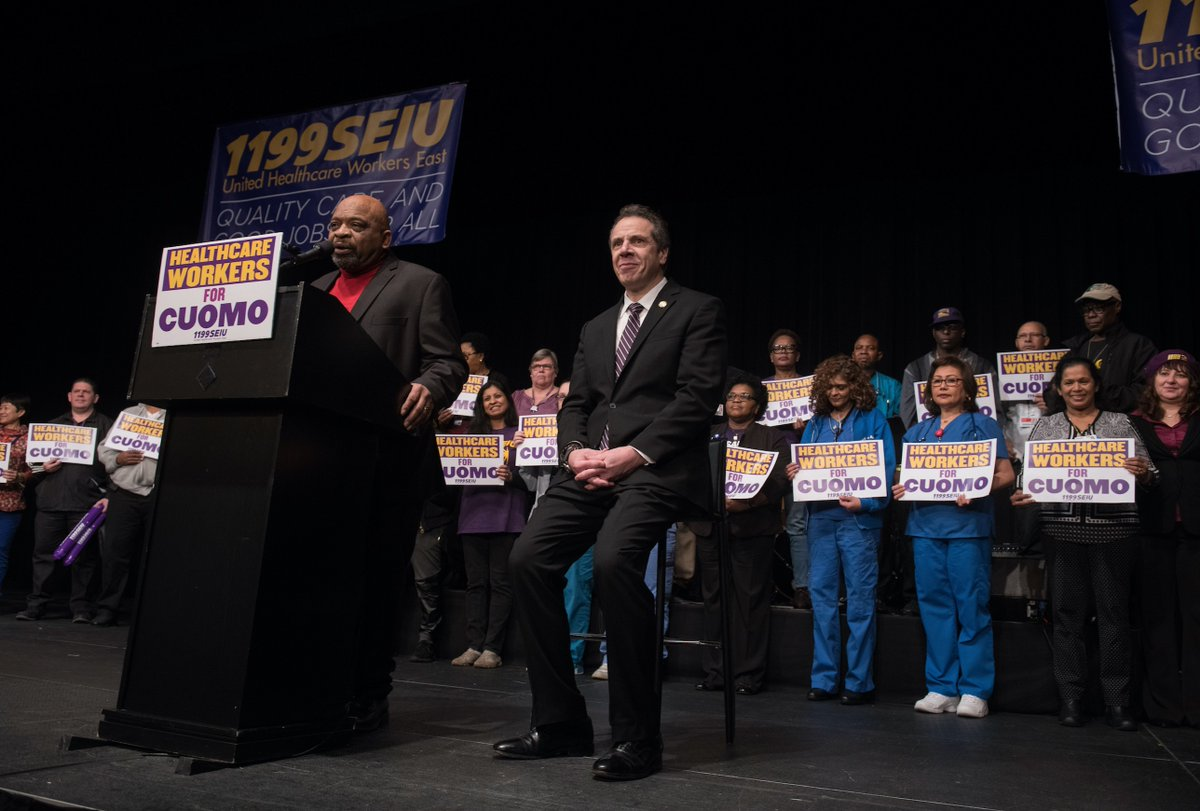 Cuomo Campaign Removes Misleading Boast of Old Endorsements