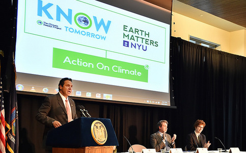 cuomo action on climate nyu