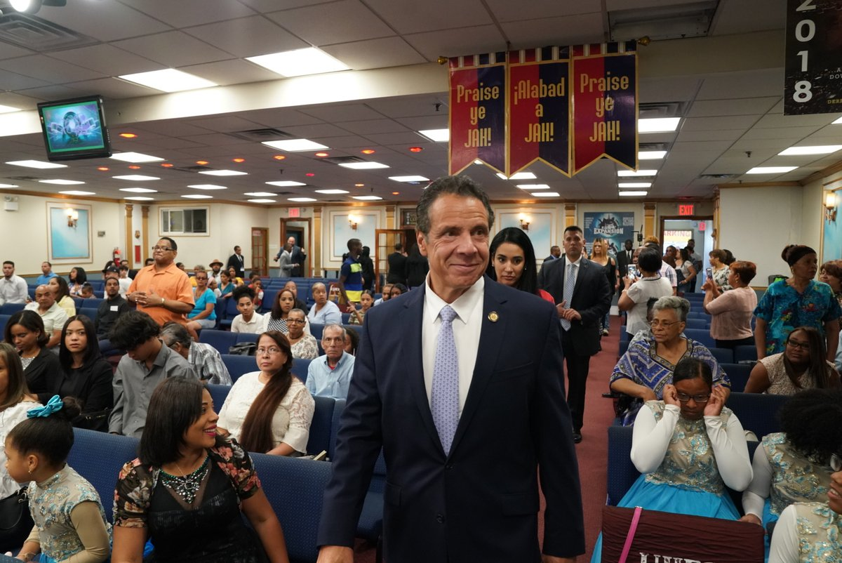 Cuomo and His Progressive Critics Face Moment of Truth