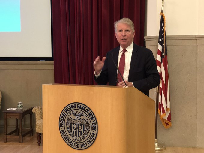 Cy Vance Manhattan DA speaking