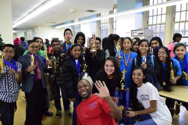 debaters nyc schools