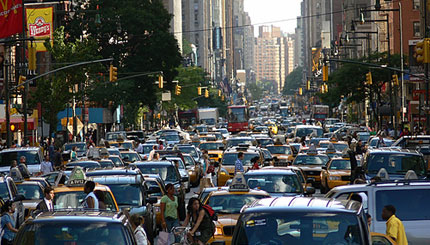 Free Buses, Cheaper Subways -- and a Solution to New York's Traffic