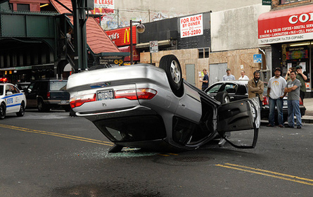 Isaac Chehebar Car Accident