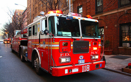 new york city, fire department, engine, company, closure