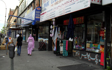 Coney Island Avenue Little Pakistan