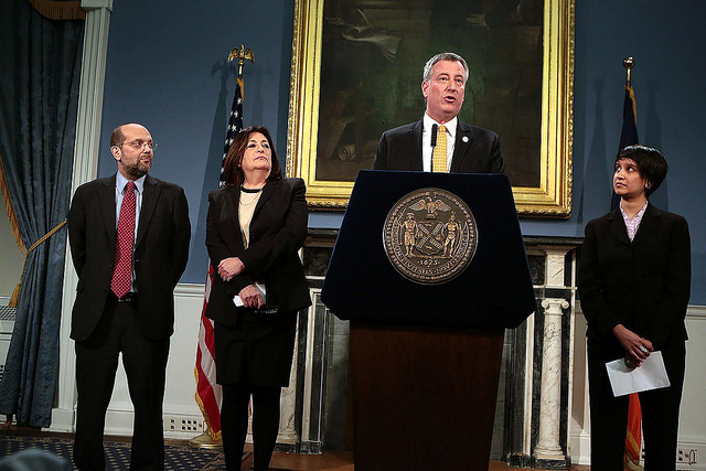 De Blasio Continues Deliberative Approach to Appointments
