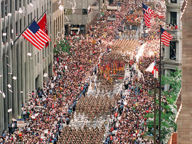 1991GulfWarVeteransParade